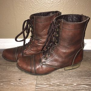 Signature by SHI combat boots